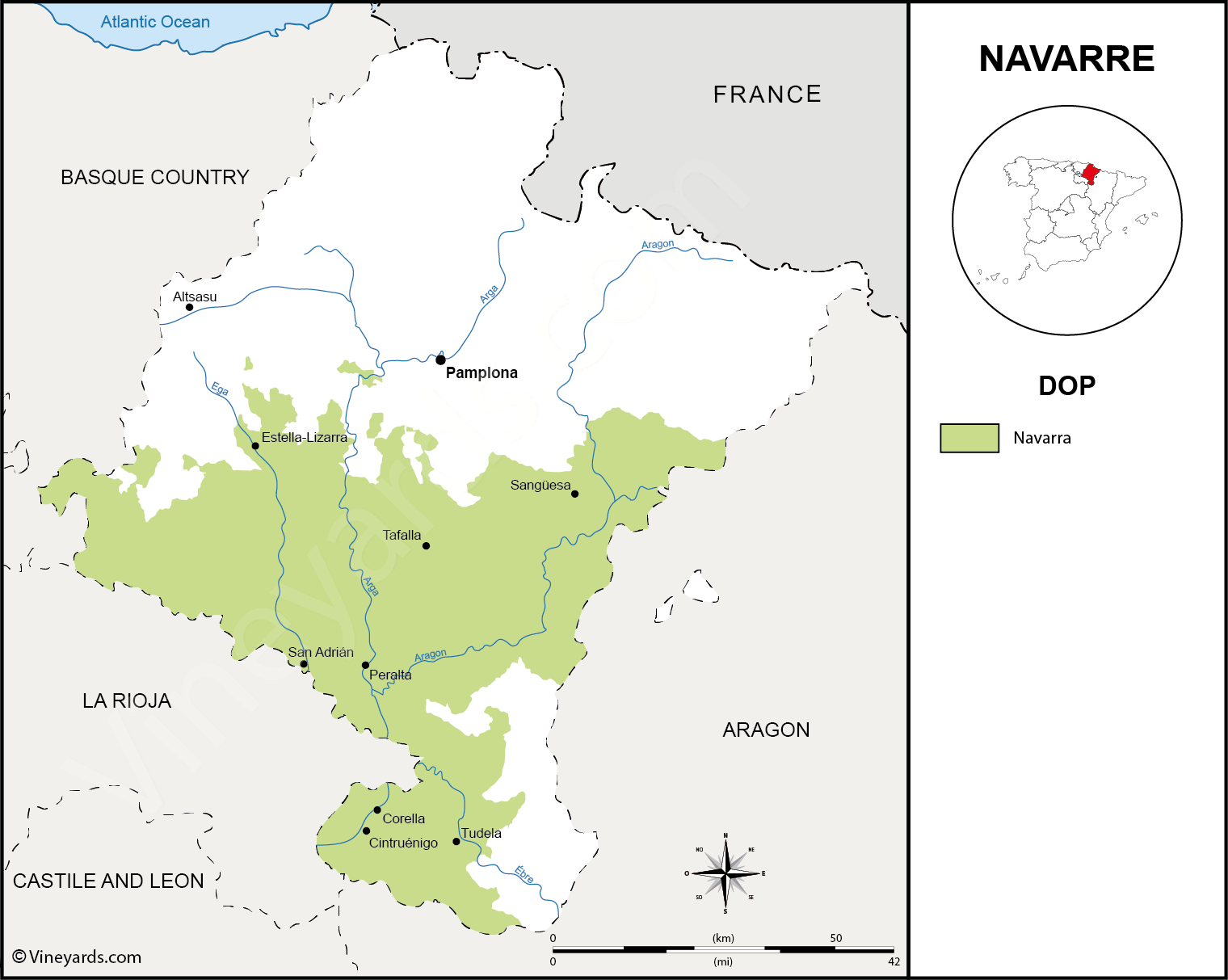 Wine Regions in Navarre